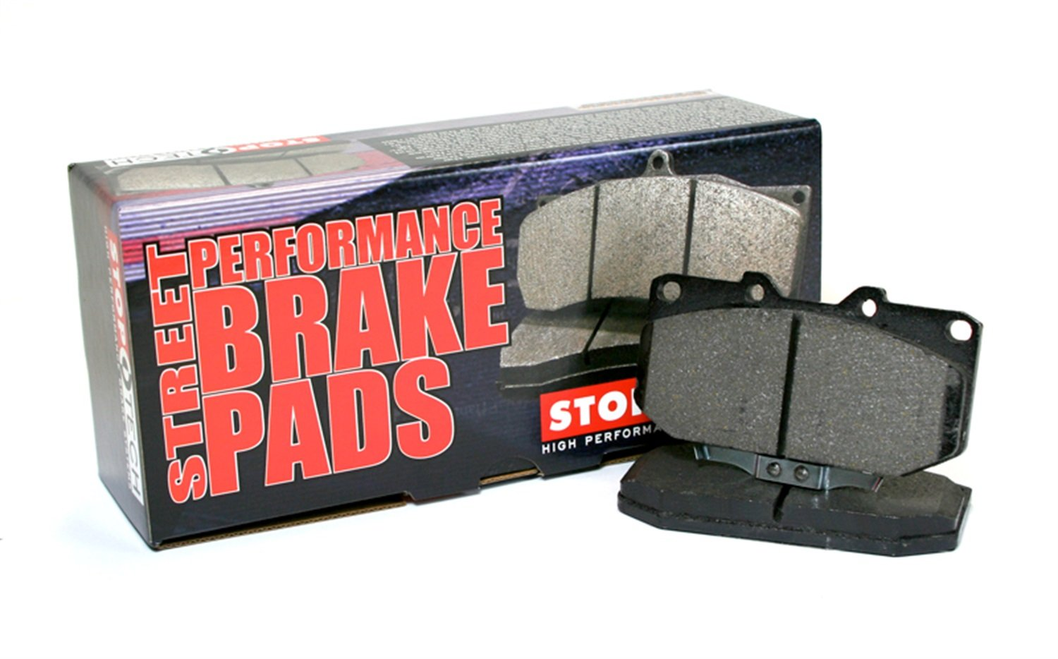 StopTech 309.03940 Street Performance Front Brake Pad