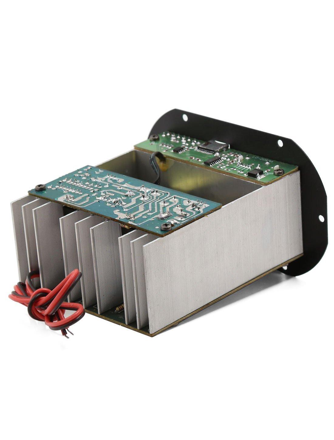 Amazon.com: eDealMax coche DE 6 pulgadas a 10 pulgadas subwoofer tablero del amplificador de potencia estéreo de altavoces: Car Electronics
