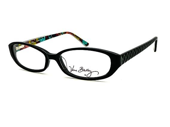 96195f02f9 Amazon.com  Vera Bradley Designer Eyeglass Frame Addison-HPS in Happy  Snails 53mm  Clothing