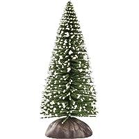Mini-Tanne grün/weiss, ca. 8 cm
