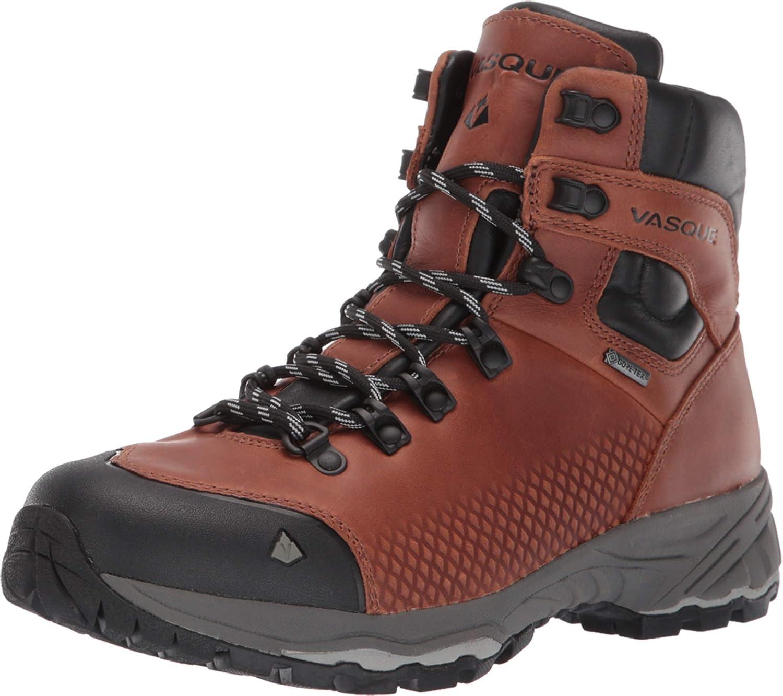 Vasque Women's St. Elias Fg GTX Full-Grain Leather Gore-tex Waterproof Hiking Boot