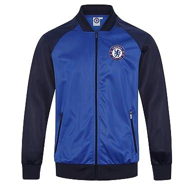 Chelsea F.C. Veste de sport Homme Bleu Bleu marine