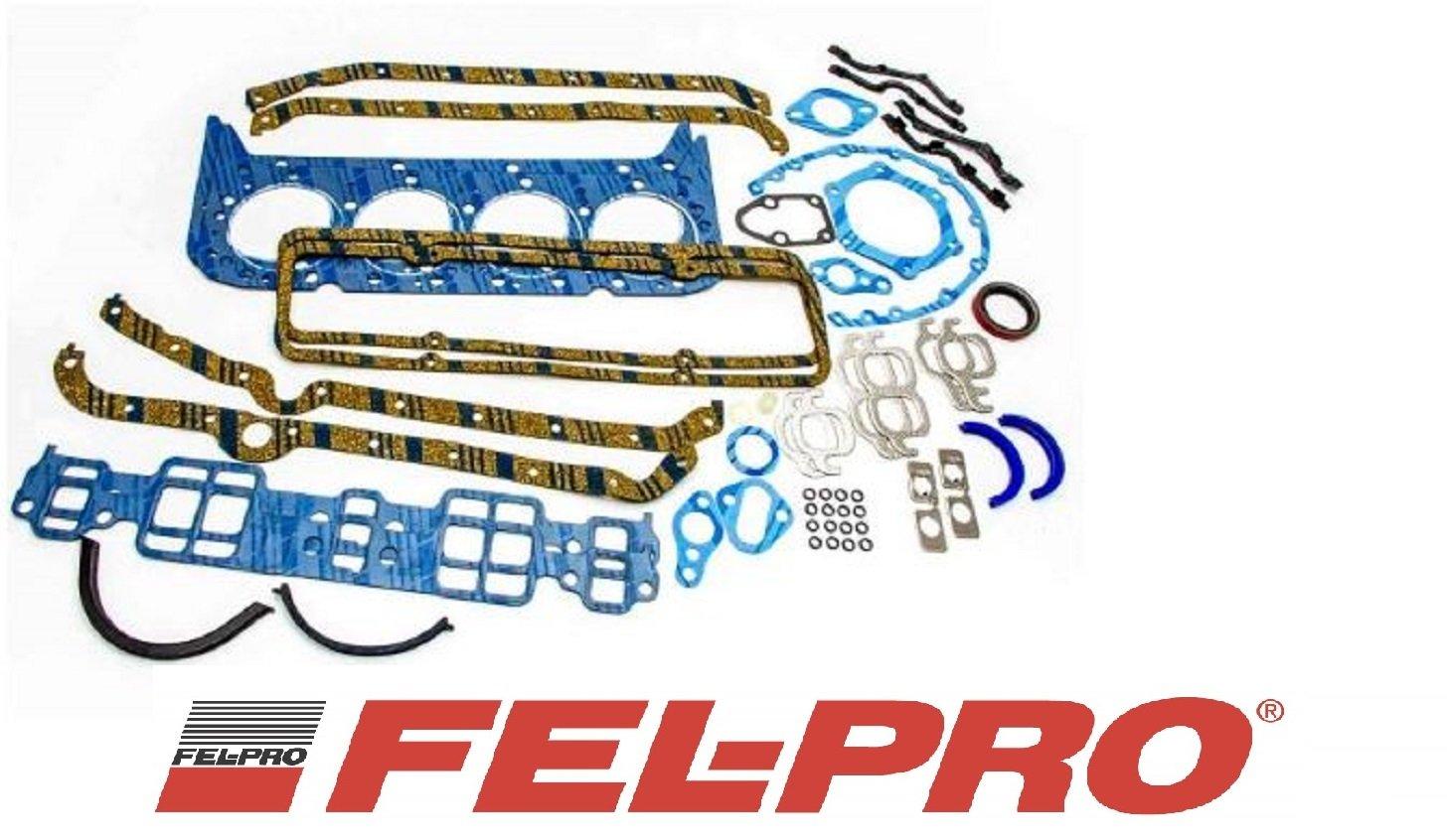 Fel Pro Engine Overhaul Gasket Set 1975-1980 Chevy TRUCK sb 305 5.0L (305 Truck) Fel-Pro