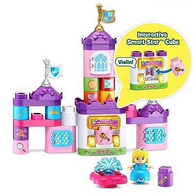 LeapFrog LeapBuilders Shapes and Music Castle, Multicolor: Toys & Games