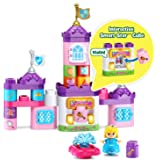 LeapFrog 80-606800 LeapBuilders Shapes and Music Castle Toy