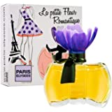 Eau de Toilette la Petite Fleur Romantique, Paris Elysees, 100ml