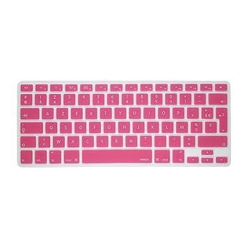 MiNGFi francés Cubierta del Teclado/Keyboard Cover AZERTY para ...