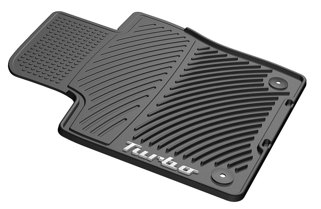 Rubber floor mats vw new beetle - Amazon Com Genuine 2012 2013 Volkswagen Beetle Monster Mats Turbo Logo Automotive
