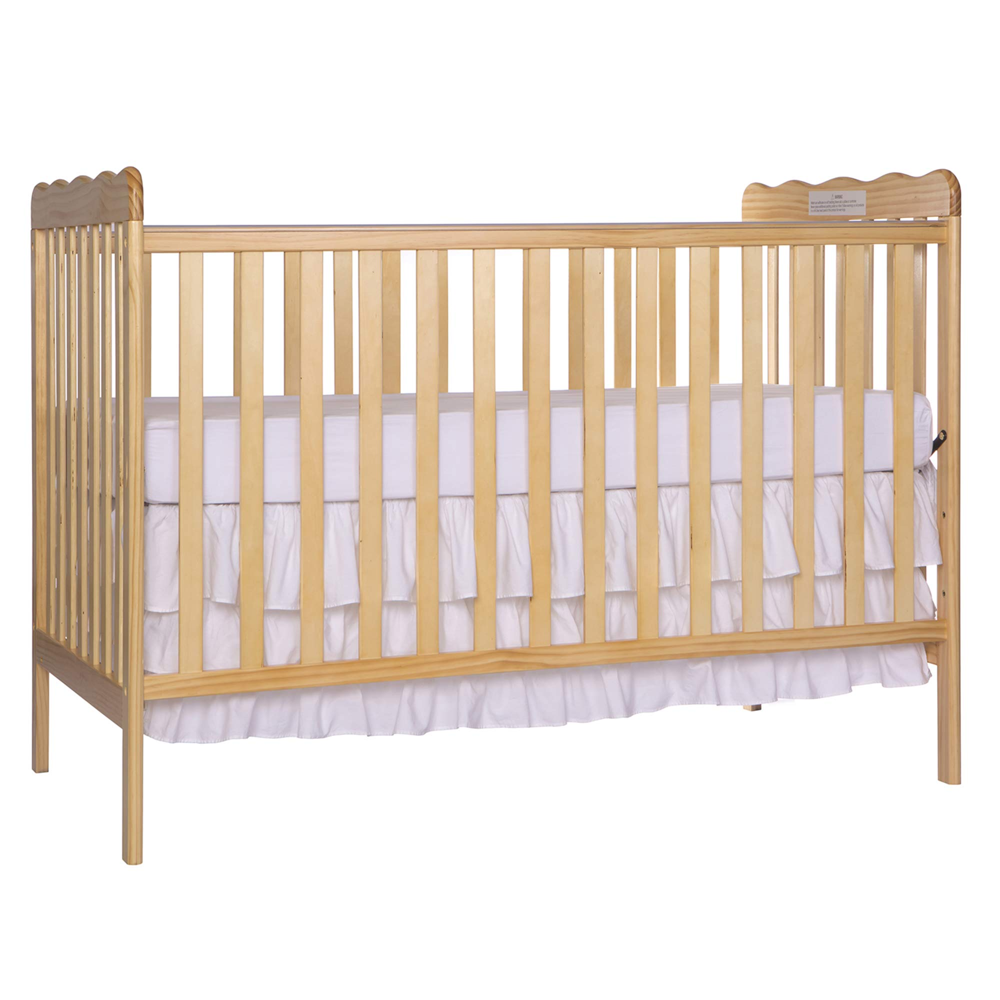 Dream On Me, Carson Classic  3 in 1 Convertible Crib in Natural by Dream On Me