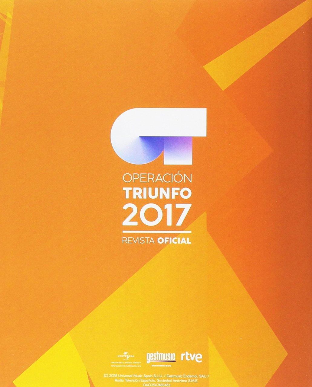 Operación Triunfo 2017: Sus Canciones.: Amaia Romero, Amaia Romero: Amazon.es: Música
