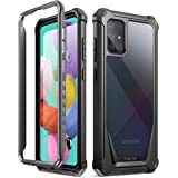 Poetic Guardian Series for Samsung Galaxy A51 4G Case, [NOT FIT Galaxy A51 5G Version] Full-Body Hybrid Shockproof Bumper Cov