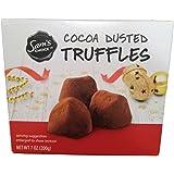 Sam's Choice Cocoa Dusted Truffles Gift Box