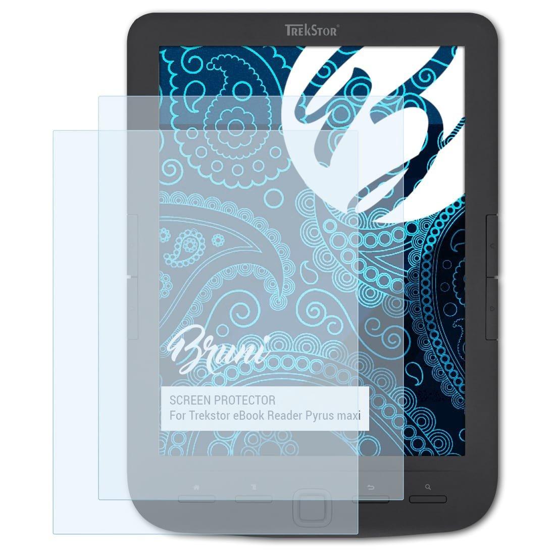 Bruni Película Protectora para Trekstor eBook Reader Pyrus Maxi ...