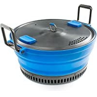 GSI Outdoors, Escape Collapsible Cooking Pot for Backpacking and Camping