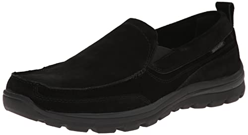 | Skechers Relaxed Fit Superior Pace Mens Slip On