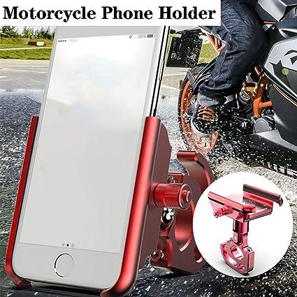 DUOIAO Soporte del Teléfono Móvil GPS Ajustable Anti Vibración con ...