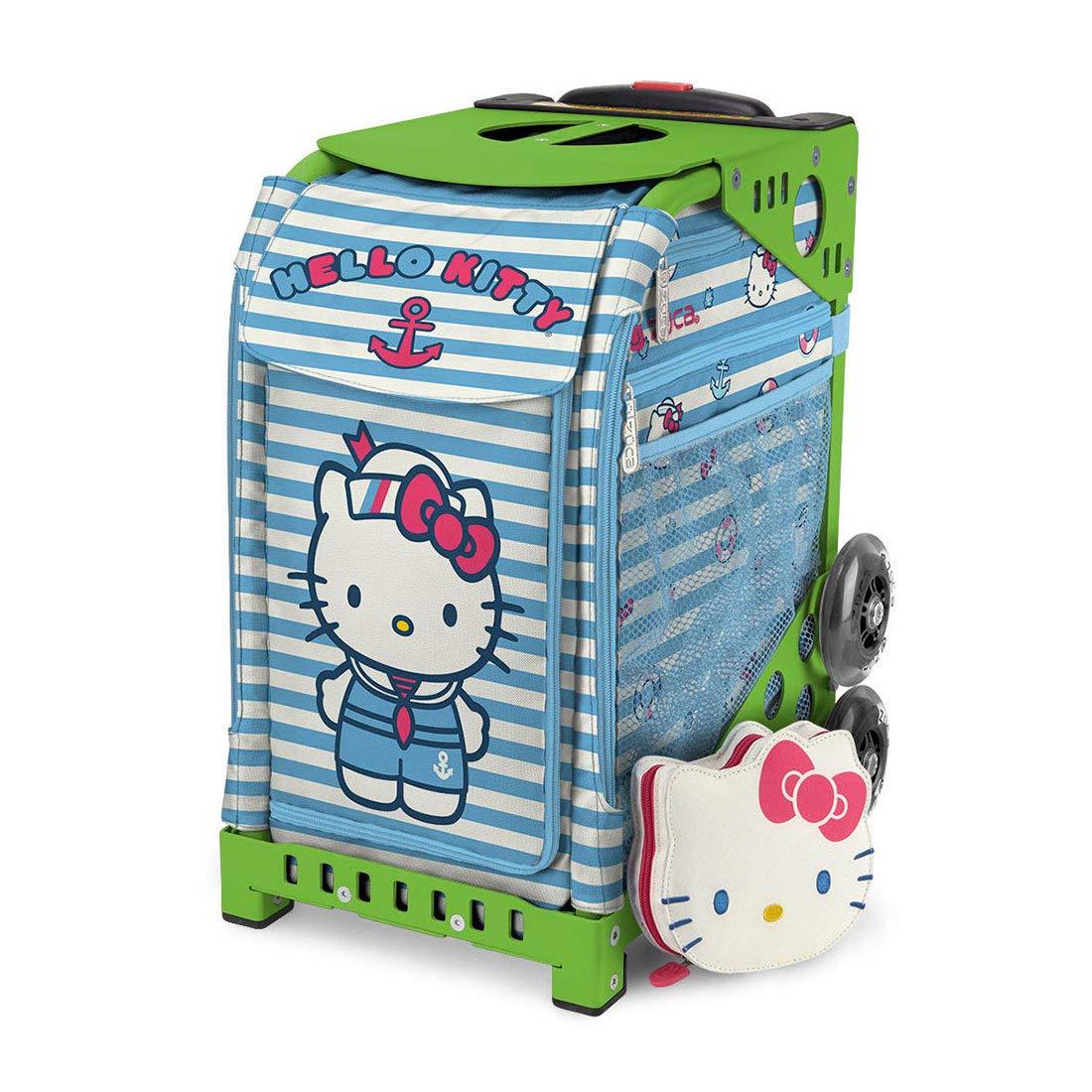 ズーカ スポーツ ハローキティ セイルウィズミー Green <ZUCA SPORT Hello Kitty Sail With Me>   B079CZDVLP