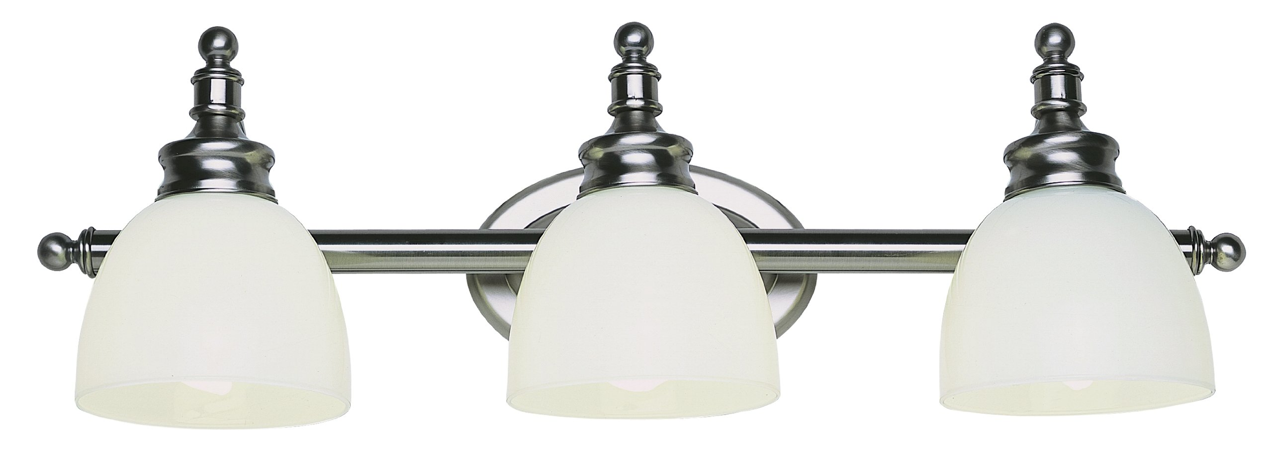 Trans Globe Lighting 34143 AN Indoor  Kovacs 27'' Vanity Bar, Antique Nickel