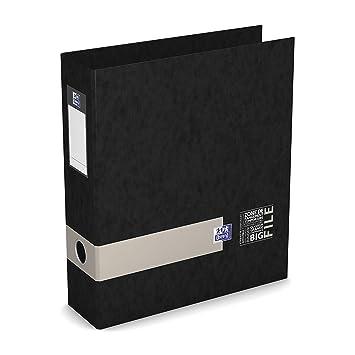Oxford 400065856 archivador de palanca (A4, lomo 80 mm colores aleatorios: Amazon.es: Oficina y papelería