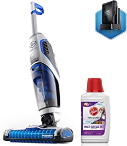 Hoover ONEPWR Cordless FloorMate Jet Hard Floor Cleaner with Paws & Claws Multi Surface Cleaning Solution (32 oz)