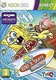 Bob l'éponge: surf & skate (jeu Kinect)