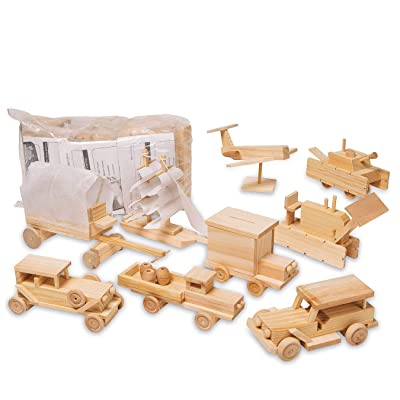 Unfinished Transportation Kit, Unassembled: Industrial & Scientific