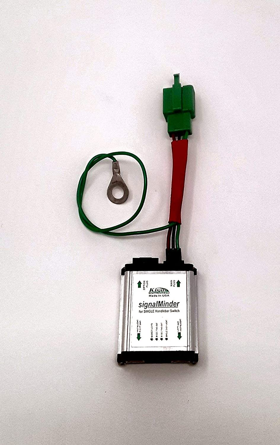 Turn Signal Canceling Motorcycle Relay SM 400   Programmable 40 Way Flash,  Running & Escort Modes   signalMinder by Kisan for BMW K bikes and earlier  ...