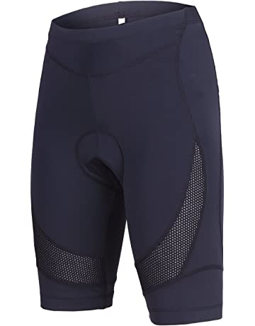 b851523660a beroy Womens Bike Shorts with 3D Gel Padded