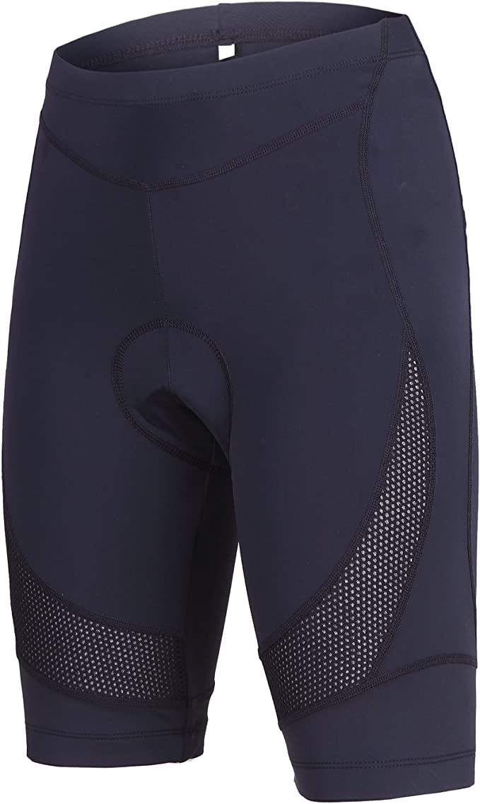 Men Beroy Cycling Shorts Padded Biking Black