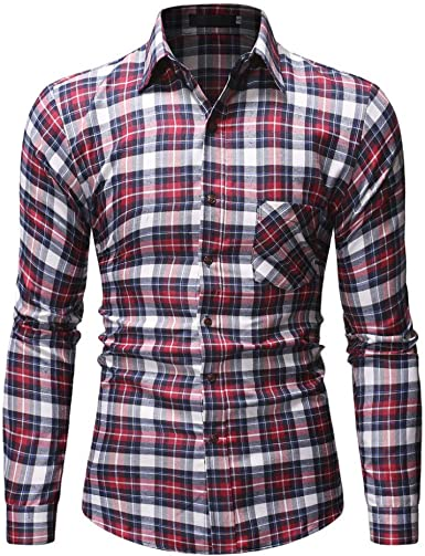 CHENS Camisa/Casual/Unisex/L Camisa de Verano para Hombre ...