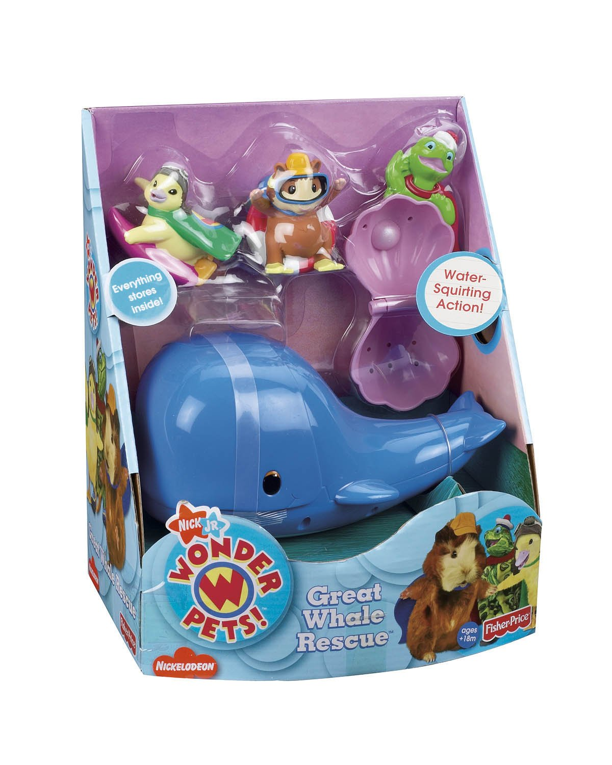 Fantastic Fisher Price Whale Ornament - Bathroom and Shower Ideas ...