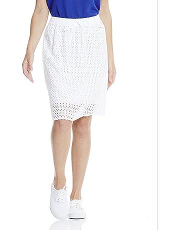19bdb0f1d Bench Women's Cotton Crochet Skirt