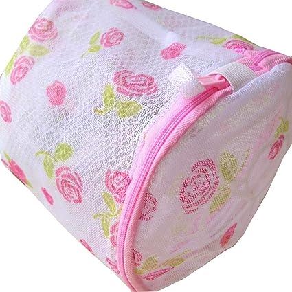 SHJNHAN Calcetines de Ayuda para Ropa Interior, lencería, Lavadora, Bolsa de Malla