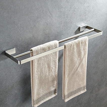 TP&DD Edelstahl 304 Doppel-Pole Bad handtuchhalter ...