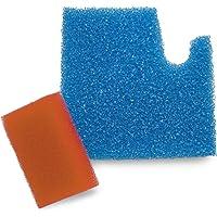 Oase Filtral UVC 1500 - Set de Esponja de Repuesto, Color Rojo y Azul