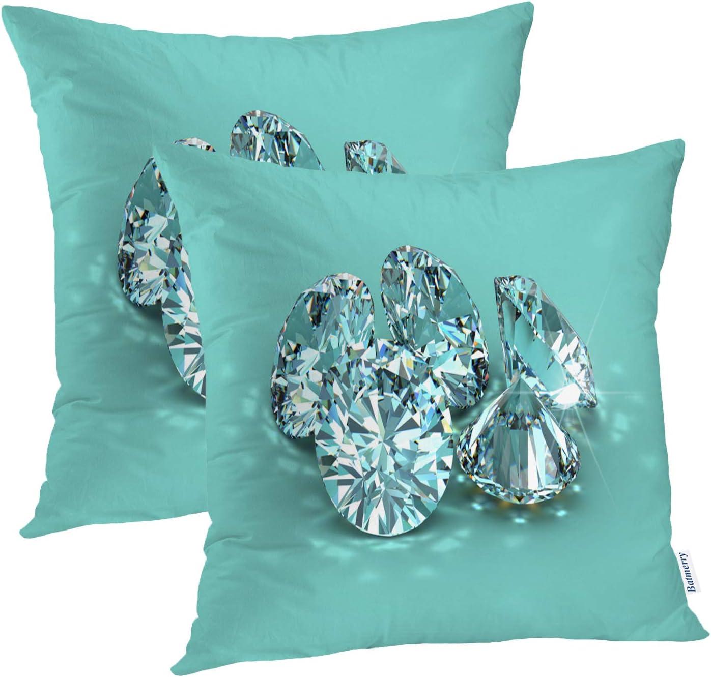 Batmerry Love Pillow Decorative Throw
