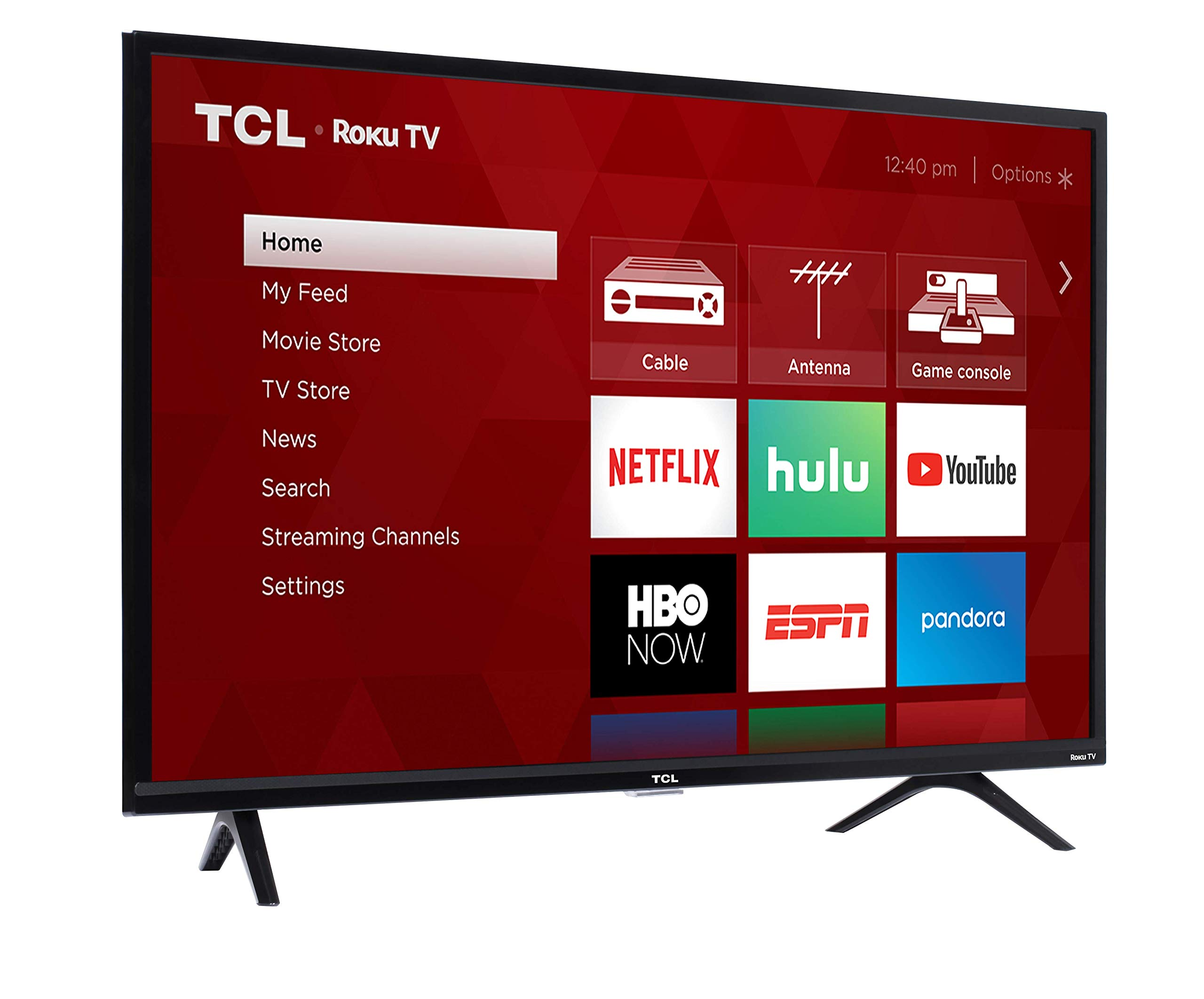 TCL 49S325 49 Inch 1080p Smart Roku LED TV (2019) by TCL (Image #7)