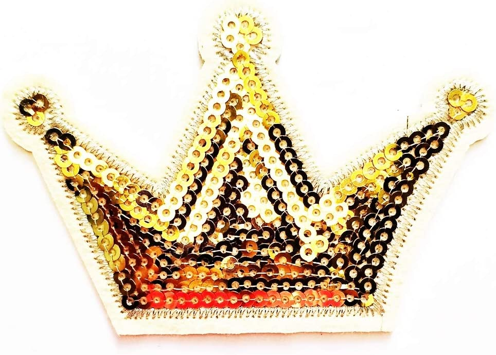 Amazon Com Pp Patch Gold Queen Princess Crown Cartoon Kids Embroidered Iron Patch Sticker Sew On Patch Clothes Bag T Shirt Jeans Biker Badge Applique For Happy Birthday Gift Kids Children Arts Crafts Are you searching for cartoon crown png images or vector? pp patch gold queen princess crown cartoon kids embroidered iron patch sticker sew on patch clothes bag t shirt jeans biker badge applique for happy