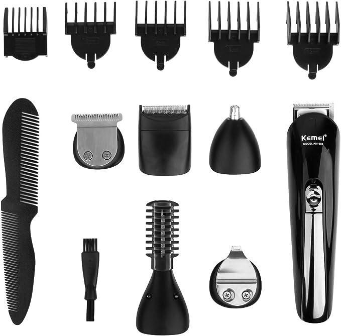 Electric Hair Trimmer Grooming Kit, Lovebay todo en uno ...