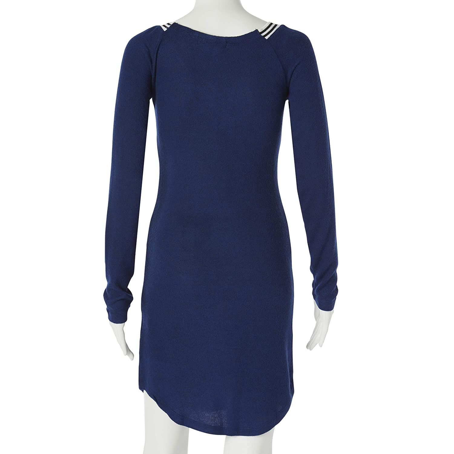 Long Sleeve Dresses for Women Casual Short Quarter Sleeve Dress