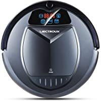 Liectroux B3000 Robot Vacuum Cleaner with Self Charging LED Touch Screen
