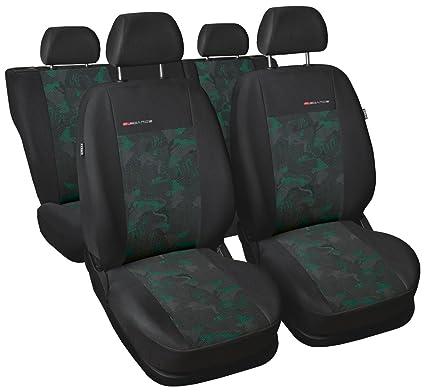 Front seat covers fit Citroen C3 VEST SHAPE P2