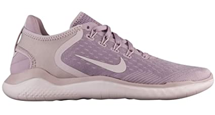 competitive price 5e68d 16b42 Image Unavailable. Image not available for. Color: Nike Womens Free RN 2018  Elemental Rose/Gunsmoke/Particle ...