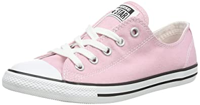 Converse As Dainty Seaso, Sneakers Hautes femme, Rose (Rose Clair), 36