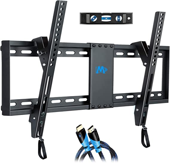 Mounting Dream Tilt TV Wall Mount Bracket for Most 37-70 Inches TVs
