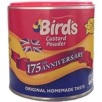 De pájaro natillas en polvo 300g (paquete
