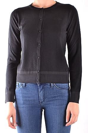 Armani - Gilet - Femme noir noir 44  Amazon.fr  Vêtements et accessoires a781c70bfc2