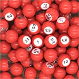 Tapp Collections Raffle Balls Number Set