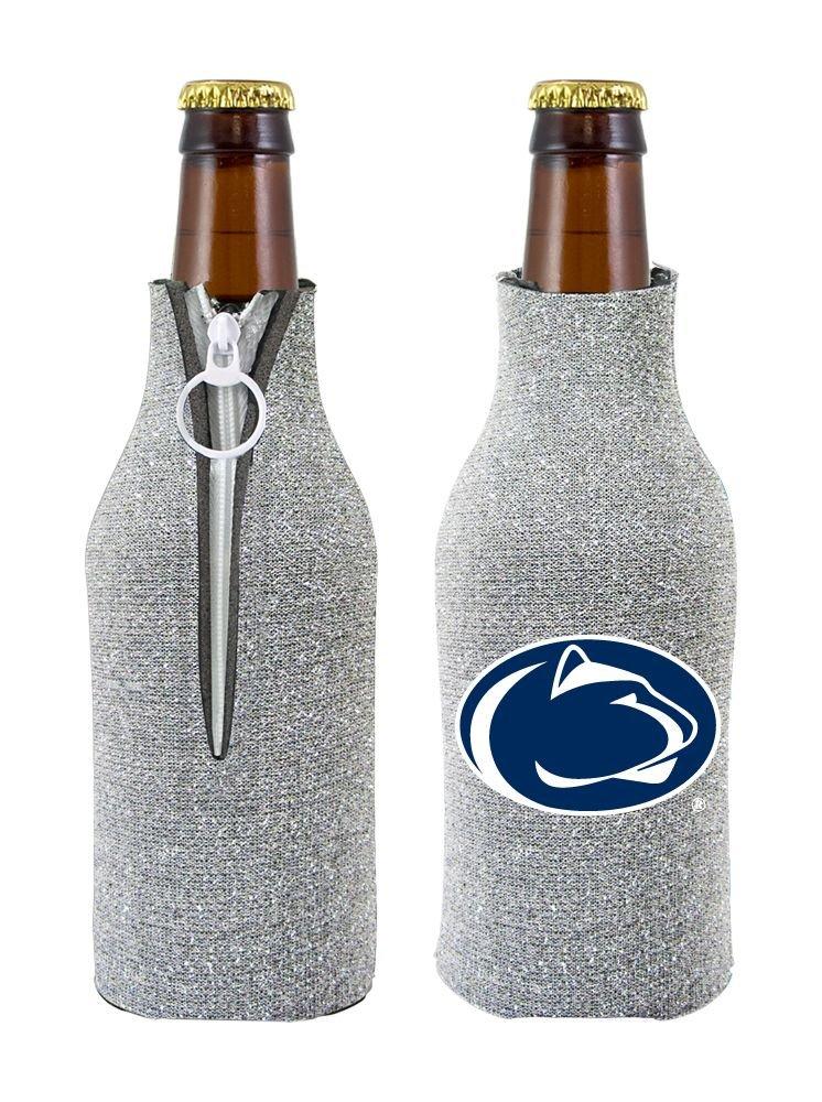 Multicolor Kolder NCAA Penn State Glitter Bottle Coolie One Size