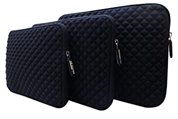 2f382ef8b7fa AZ-Cover 12.5 Inch Laptop Sleeve case (Black) For Dell Laptop Latitude  E7250 12.5